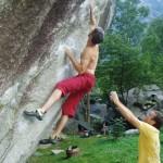 """Ein Versuch im """"Tarzan"""" (7b)"""