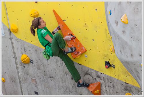 Lara im Finale der 4. Gilchinger Stadtmeisterschaft, Foto: Dominik Berger/Orgasport
