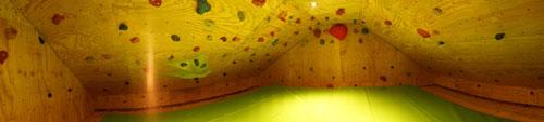Da jucken die Fingerspitzen - Dachboden eines jungen Kaderathleten